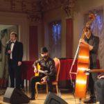 Джазовый концерт квартета Франчески Тандои