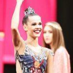 Екатерина Селезнёва – чемпионка мира по художественной гимнастике в упражнении с обручем, Дина Аверина победила в упражнении с мячом