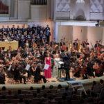 Госоркестр России имени Е. Ф. Светланова открыл новый сезон Второй симфонией Густава Малера