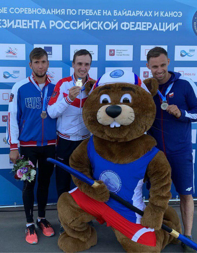 Гребцы из Подмосковья завоевали 6 наград международных соревнований