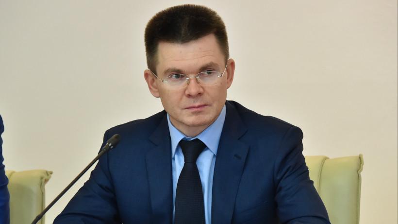 Губернатор предложил кандидатуру Чупракова на должность вице-губернатора