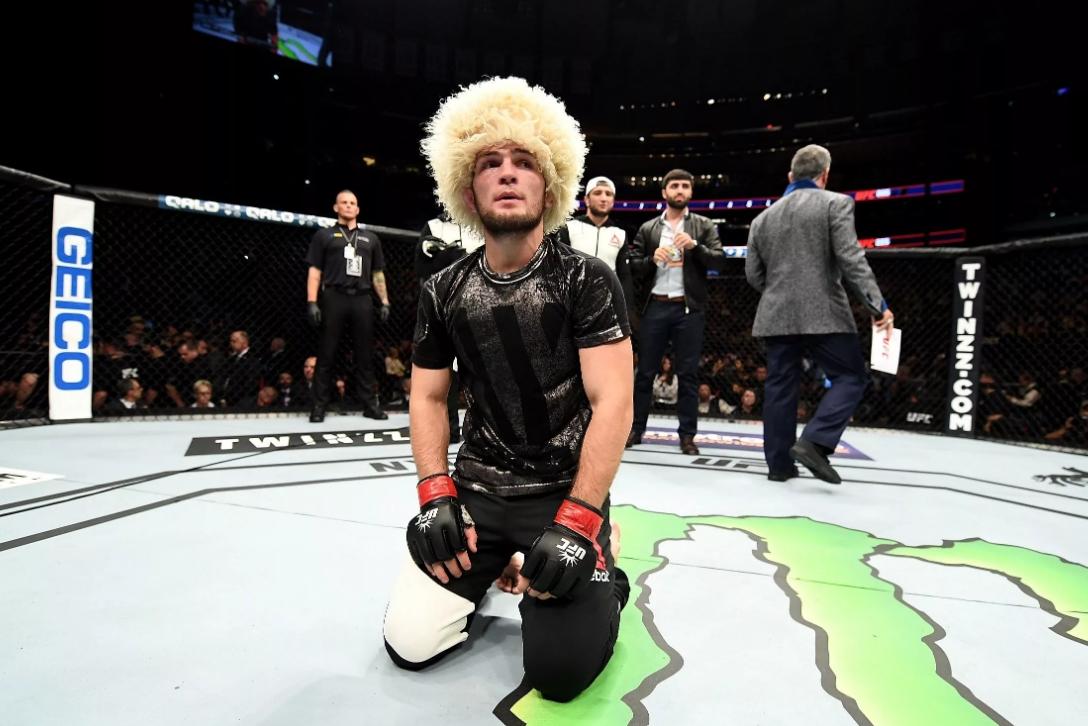 Хабиб Нурмагомедов и Дастин Порье сойдутся за титул чемпиона UFC