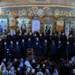 Хор духовенства Санкт-Петербургской митрополии выступил в Беларуси в рамках Дней духовной культуры России