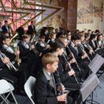 I Всероссийский фестиваль-конкурс детских духовых оркестров «Дальневосточные фанфары» продолжается во Владивостоке