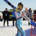 Ирина Аввакумова стала чемпионкой России по прыжкам с трамплина