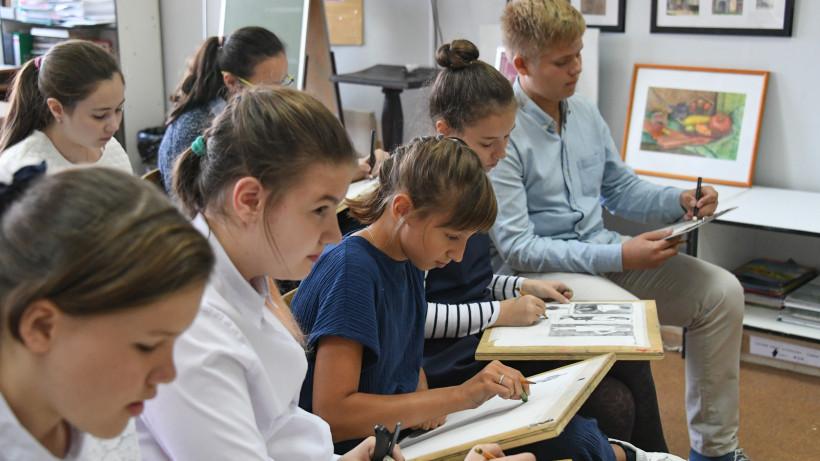 Итоги конкурса «Служба спасения Московской области глазами детей» подвели в регионе