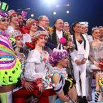 Итоги Международного молодежного фестиваля-конкурса циркового искусства подвели в Московском цирке Никулина