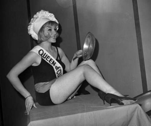 Глория Принс, королева кухни - 1964