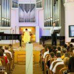 Концерт «Органная лига»