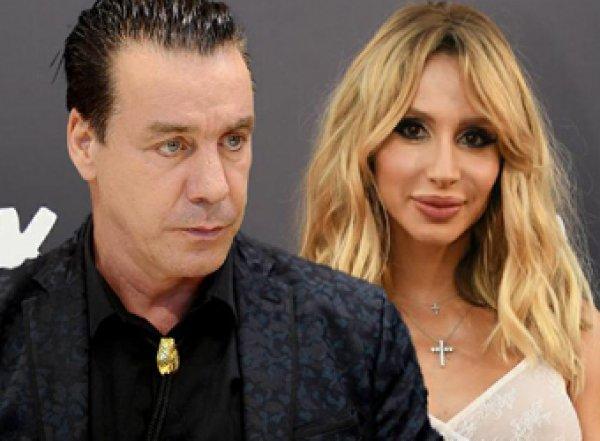 Лобода проболталась об отношениях с лидером Rammstein