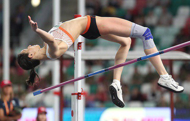 Мария Ласицкене завоевала бронзовую медаль на международном легкоатлетическом матче