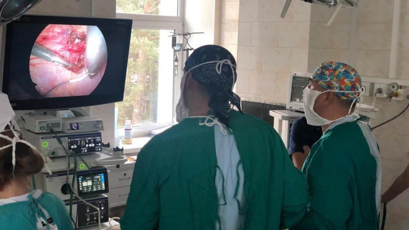 Медоборудование почти на 26 млн рублей поступило в больницы Воскресенска в сентябре