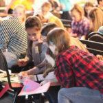 Мероприятия выходного дня в Воронежской областной детской библиотеке