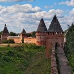 Минкультуры России объявляет конкурс концепций музеефикации Смоленской крепости