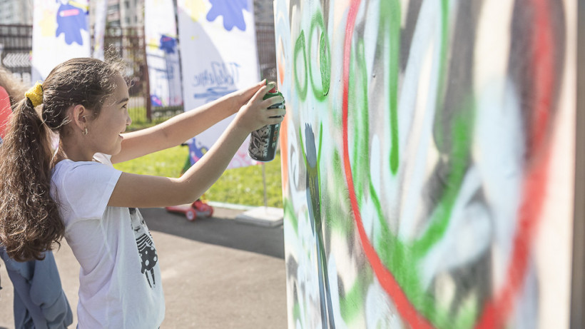 Музей граффити в Подмосковье – как Трехгорка превратилась в стритарт-джунгли