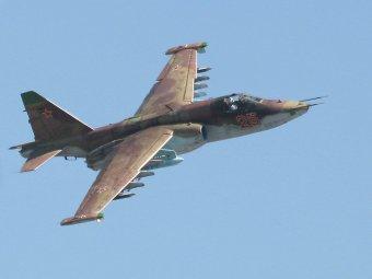 На Ставрополье разбился Су-25УБ