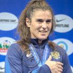 Наталья Воробьёва – чемпионка мира по борьбе в категории до 72 кг, Екатерина Полещук (до 50 кг) и Ольга Хорошавцева (до 55 кг) – бронзовые призёры