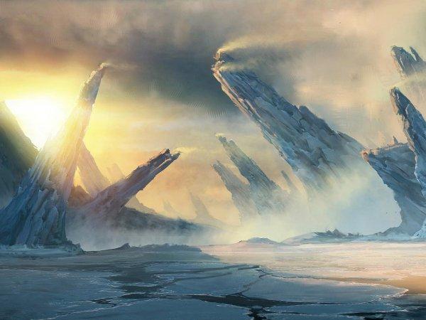 «Нибиру устроит ледяной ад на Земле»: посланников зловещей планеты засняли на видео