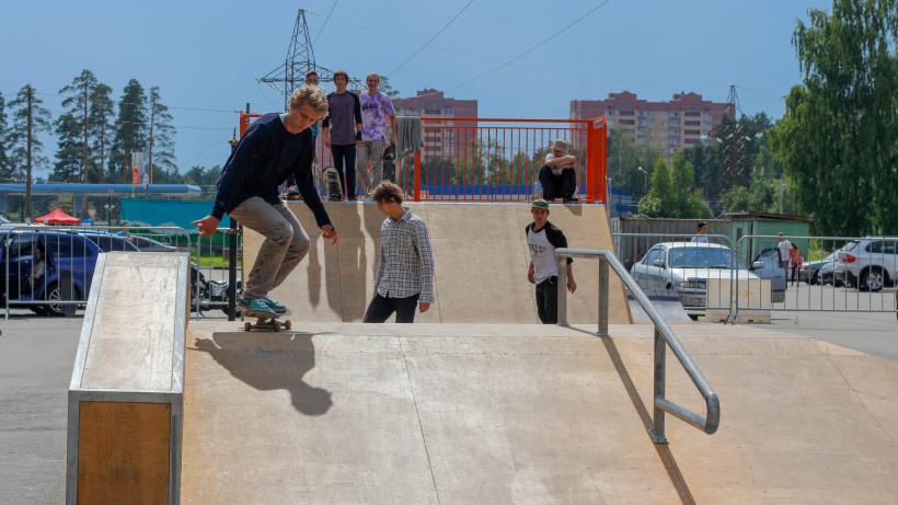 Опубликована карта скейт-парков Подмосковья