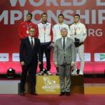 Павел Колобков поздравил российских боксёров с успешным выступлением на домашнем Чемпионате мира