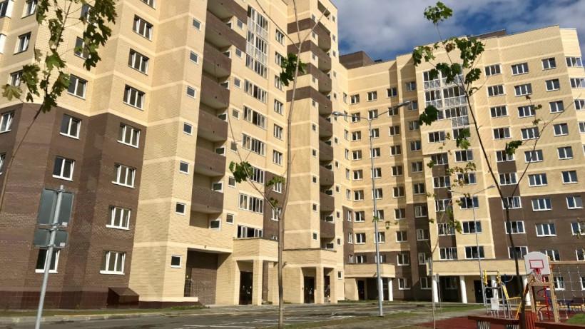 Пять жилых домов на 1,9 тысячи квартир ввели в эксплуатацию за неделю в Подмосковье