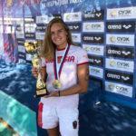 Пловцы из Московской области завоевали медали на заключительном этапе Кубка России