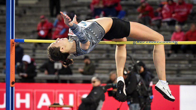 Подмосковная прыгунья в высоту взяла золото финала «Бриллиантовой лиги»