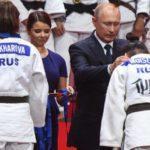 Подмосковная спортсменка завоевала золотую медаль на международном турнире по дзюдо