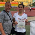 Подмосковные легкоатлеты завоевали 8 медалей командного чемпионата России