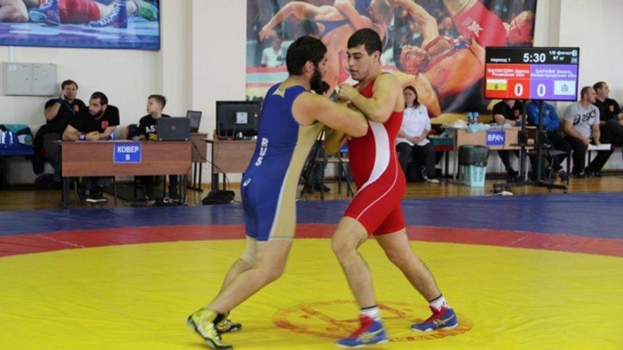 Подмосковные спортсмены завоевали три медали на Всероссийском турнире по греко-римской борьбе