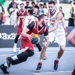 Подмосковный баскетболист стал лучшим игроком финала Лиги Наций