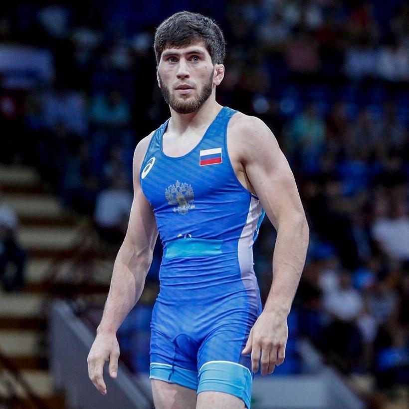 Подмосковный борец Заур Угуев подтвердил звание Чемпиона мира
