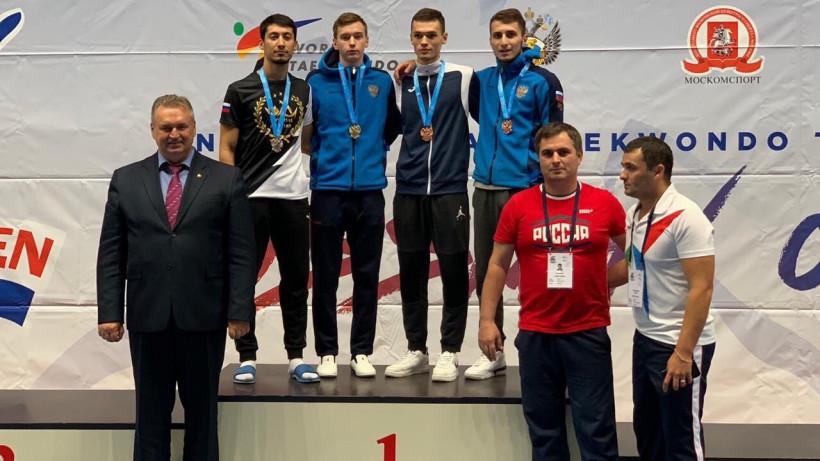 Подмосковный тхэквондист занял второе место на международных соревнованиях