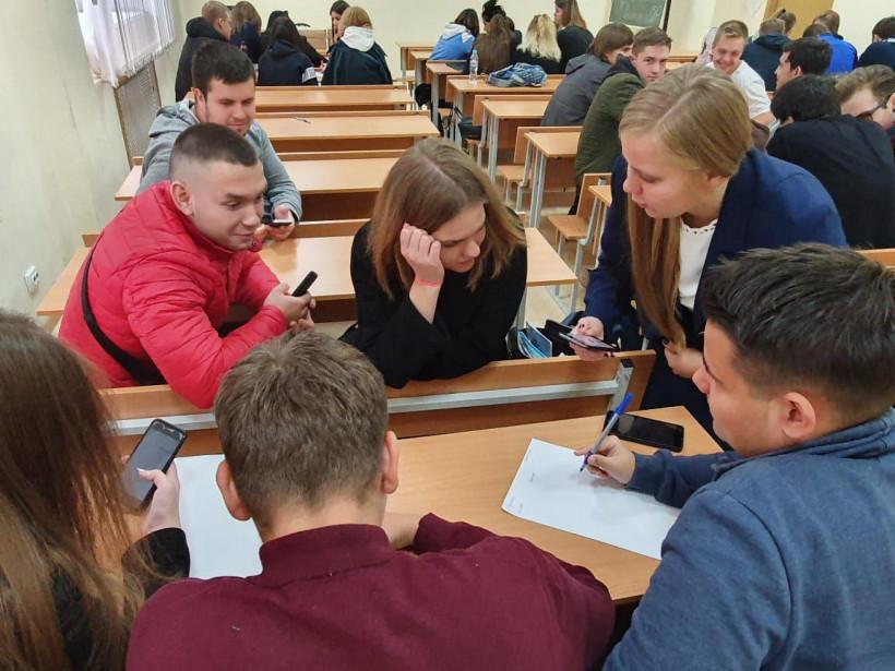 Подольские студенты научились грамотно планировать свои финансы