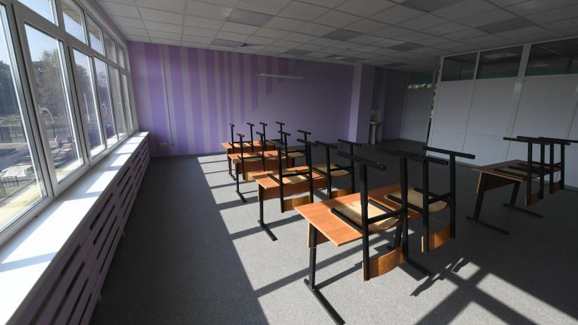 Пристройку к школе №17 на 200 мест в Серпухове введут в эксплуатацию в 2020 году