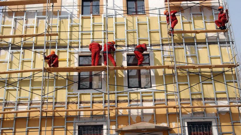 Программу капремонта домов Московской области выполнили почти на треть