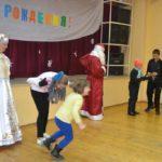 Развлекательная программа «День рождения Деда Мороза»