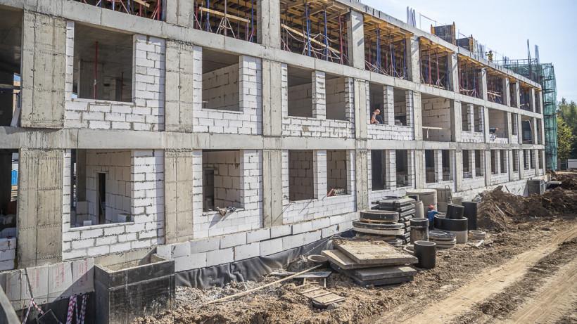 Реконструкцию поликлиники в Одинцове планируют завершить в 2020 году