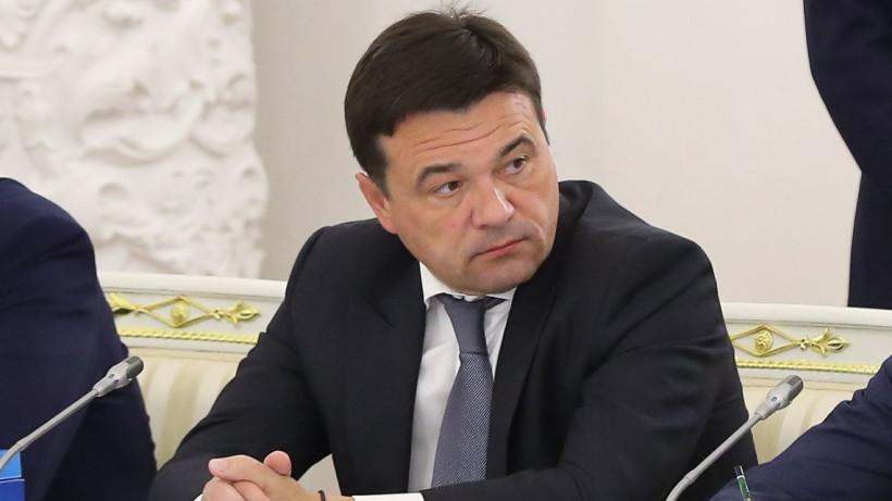 Ректор МГУ вручил Андрею Воробьеву диплом за заслуги в сотрудничестве с университетом