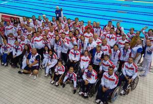Россияне заняли третье место в общекомандном зачёте Чемпионата мира IPC по плаванию