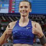 Россиянка Анжелика Сидорова – чемпионка мира в прыжках с шестом