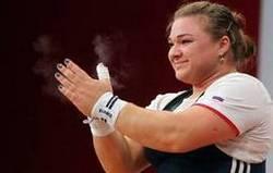 Россиянка Татьяна Каширина – серебряный призёр Чемпионата мира по тяжёлой атлетике