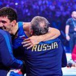 Российские борцы-вольники пополнили актив команды тремя наградами Чемпионата мира