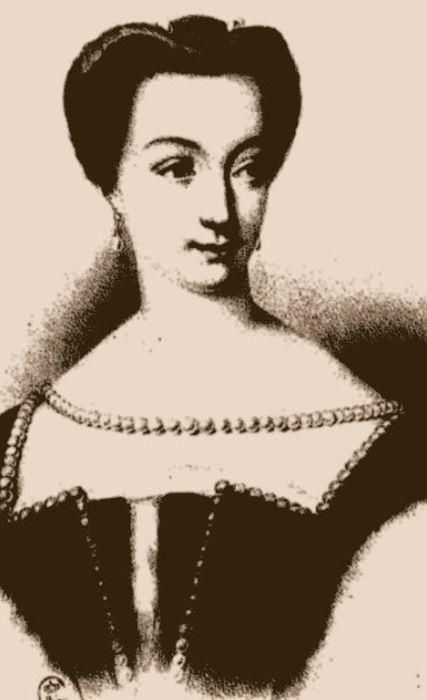 Диана де Пуатье Она была старше Генриха II на целых 20 лет, однако так хороша собой, что короля вовсе не смущала эта разница в возрасте. Он впервые увидел её в семилетнем возрасте, а уже в 13 воспылал к Диане страстью. Она стала его дамой сердца и, как утверждают, настоящей королевой после восхождения Генриха II на престол. Ни одно решение он не принимал, не проконсультировавшись предварительно с Дианой. Эра её правления закончилась только после смерти Генриха II. Она сама скончалась в 66 лет, не утратив до самой смерти своей красоты и притягательности.