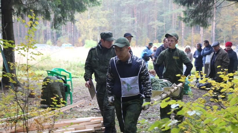 Седьмой областной слет школьных лесничеств Подмосковья стартует во вторник
