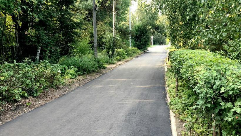 Шестьдесят дорог к СНТ отремонтируют в Подмосковье до конца года