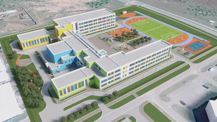Школу на 1,1 тысячи мест построят в Клину к 1 сентября 2021 года
