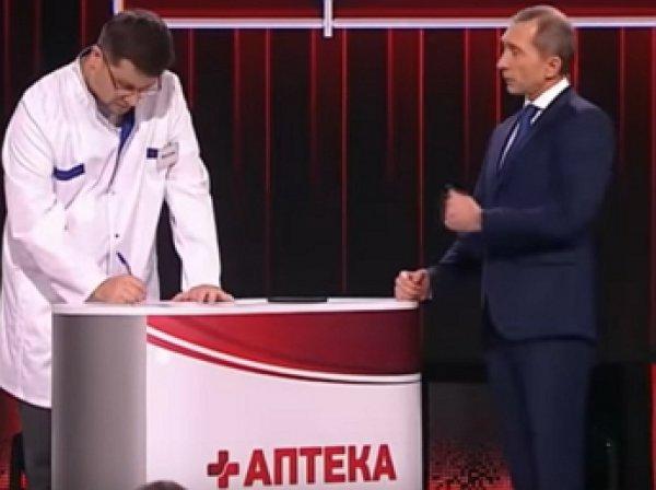 «Смой канал в унитаз!»: Гарик Харламов взбесил Youtube изуродованным видео про Путина в аптеке