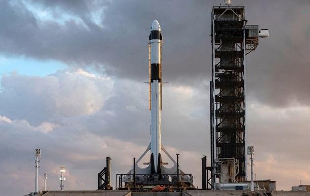 SpaceX испытала аварийные системы Crew Dragon