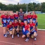Спортсменки из «РГУТИС-Подмосковье» завоевали бронзу чемпионата Европы по регби-7